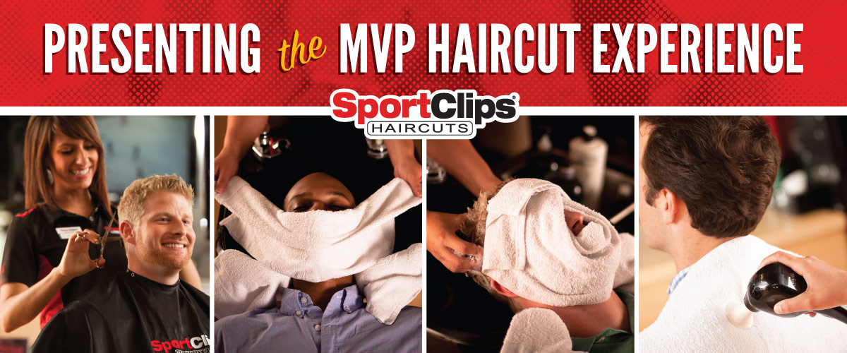 The Sport Clips Haircuts of Prattville Towne Center MVP Haircut Experience