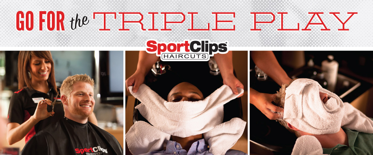 The Sport Clips Haircuts of Prattville Towne Center Triple Play