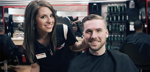 Sport Clips Haircuts of Prattville Towne Center​ stylist hair cut